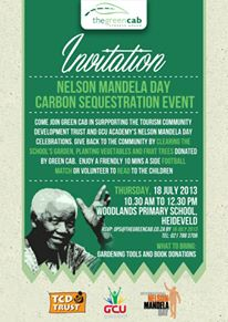 Mandela Day Invite 2013
